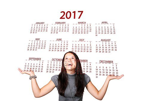 Agenda, Calendar, Woman, Girl, Presentation