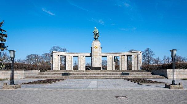 Germany, Berlin, Cenotaph