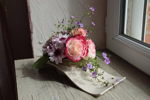 Flower, Floral Composition, Bouquet Of Flowers