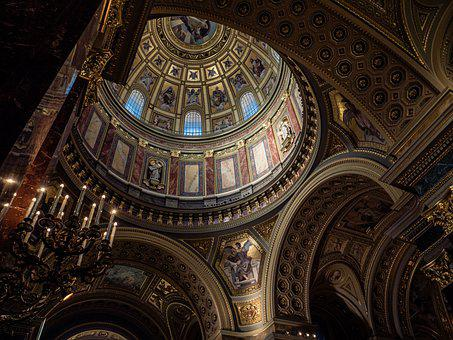 Cathedral Of Budapest, Cathedral, Architecture