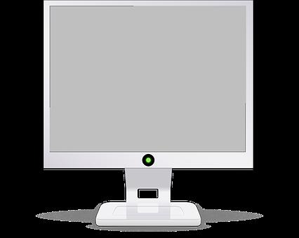 Computer, Monitor, Lcd, Tft, Display