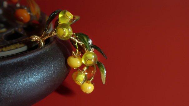 Hand Made, Jewelry, Heat Shrink