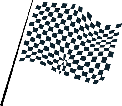 Flag, Chequered, Racing, Motorcycle