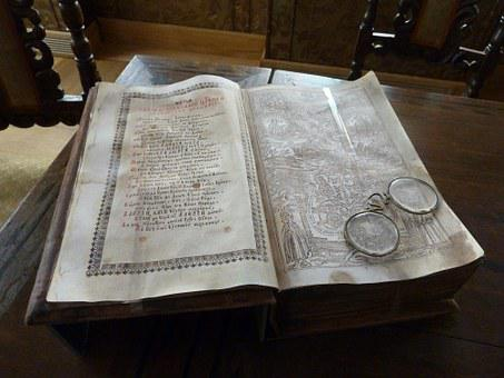 Book, Old, Antique, Paper, Page, Ancient, Reading