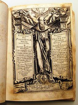 Book, Prophecy, Ancient, Figure, Old, Document, Archive