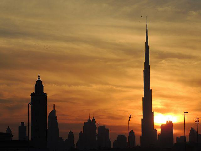Burj Khalifa, At The Top, Reach Out, Dubai, Urban
