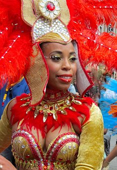 Party, Beautiful Woman, Sexy, Attractive, Parade