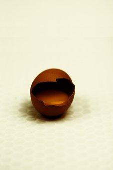 Chocolate, Egg, Candy, Caramel, Sweet, Dessert