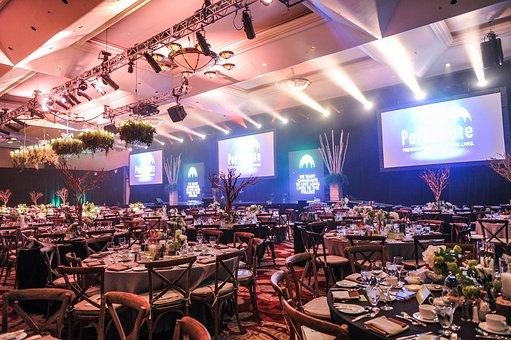 Gala, Ceremony, Elegant, Party, Event, Celebration