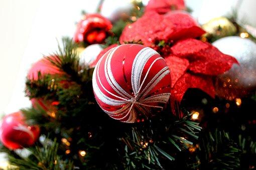 Seasonal, Christmas, Decoration, Celebration, Eve, Tree