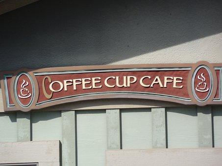 Coffee, Sign, Design, Symbol, Icon, Business