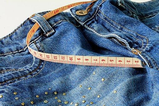 Female Diet, Bermuda, Health, Care, Tape Measure
