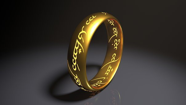 Ring, Lord Who Rings, Hobbit, Middle Earth, Hobbiton