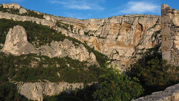 Rock, Karst Area, Karst Landscape