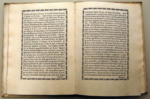 Manuscript, Book, Ancient, Old, Document, Archive