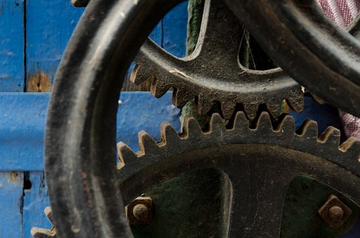 Cog, Gear, Wheel, Industry, Engineering, Mechanical