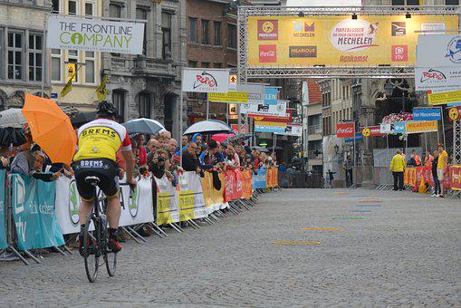 Cycling, Sports, Man, Professional Road Bicycle Racer