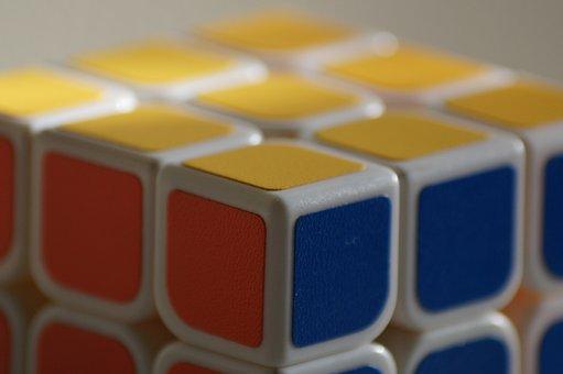 Rubik, Business, Cube, Corner, Rubik Cube, Solve, 3d