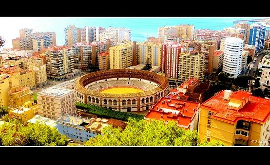 Malaga, Spain, Europe, Andalusia, Spanish, Travel