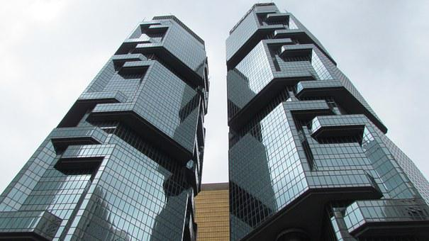 Hong Kong, Building, Central, Skyscaper, Tall Buildings