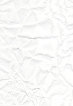 Paper, Crease, Creased, Texture, Crumple, Crumpled