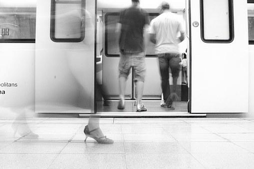 Underground, Metro, Subway, City, Transport, Station