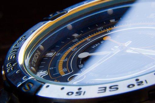 Watch, Clock, Time, Retro, Vintage, Mechanism