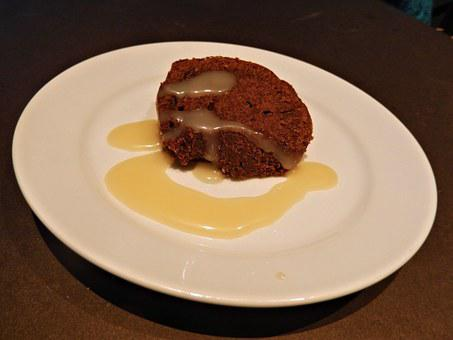 Cake, Chocolate Whiskey Cake, Whiskey Cream Sauce
