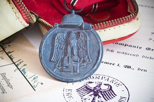 Ostmedaille, Order, World War Ii, Documentation