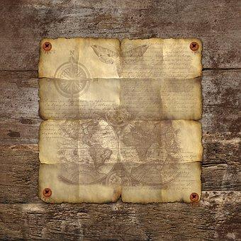 Wood, Rust, Metal Rust, Wreck, Shipwreck, Old, Ship