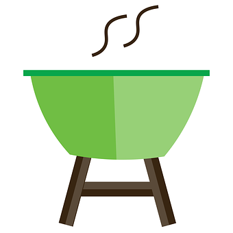 Cook Stove, Bowl On Wood Stove, Old Cooking