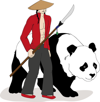 Guerrero, Eastern, Warrior East, Chinese