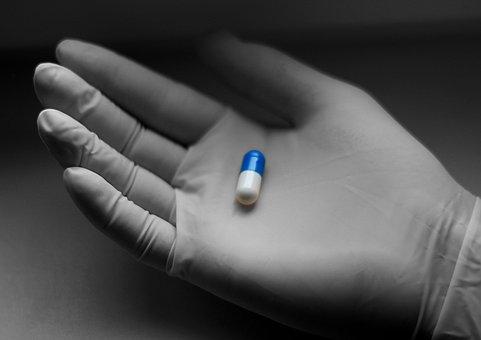 Gloves, Tablet, Covid-19, Epidemic, Quarantine