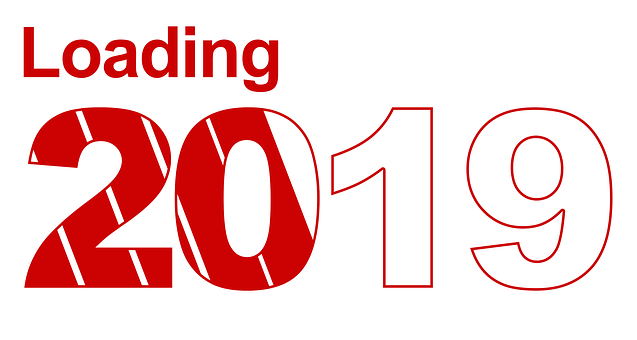 Good Year, 2019, Greetings, New Year's Eve, Year