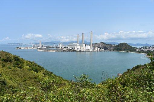 Yung Shue Wan, Lamma Island, Hong Kong, Asia, Travel