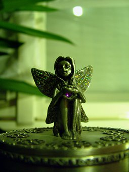 Angel, Christmas, Winter, Gift, Ornament, Object