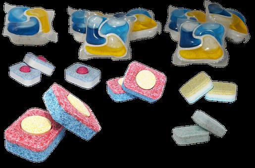 Tablets For Dishwashing Machine