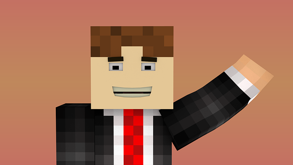 Minecraft, Character, Skin, Person, Face, Costume