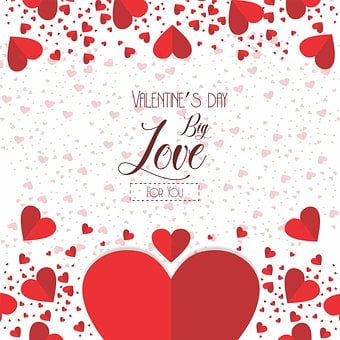 Valentine, Day, Love, For, You, In Love, I Love You