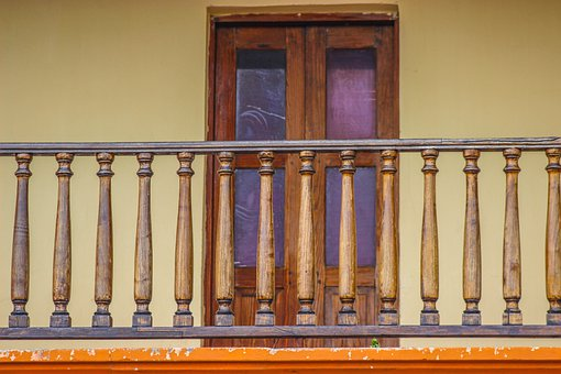 Terrace, Door, Building, Architecture, Window, Exterior