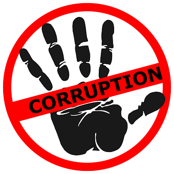 No Corruption, Stop Corruption, Corruption