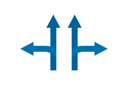 Direction, Sign, Left, Right, Turn