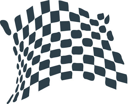 Flag, Chequered, Racing, Speedway, Motorcycle, Formula