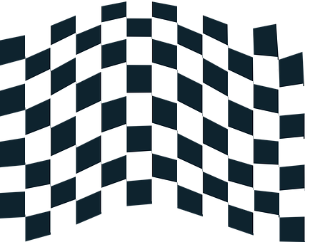 Flag, Speedway, Motor, Auto, Chequered, Drag, Car