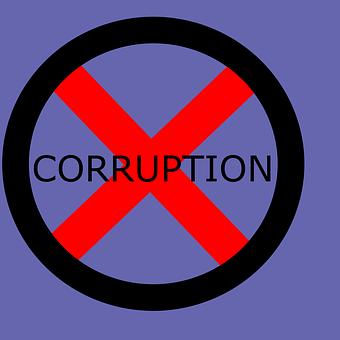 Corruption, Stop, No