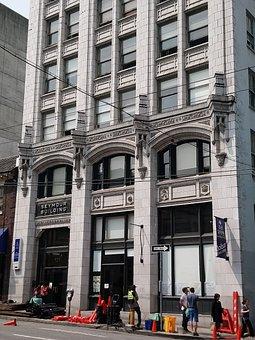 Seymour Building, Building, Architecture, Urban, City