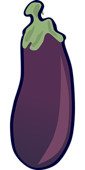 Aubergine, Eggplant, Solanum Melongena