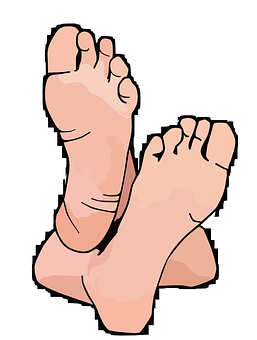 Feet, Walking, Footprint, Barefoot, Run, Shoe, Heels