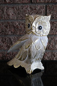 Owl, Interior, Design, Decoration
