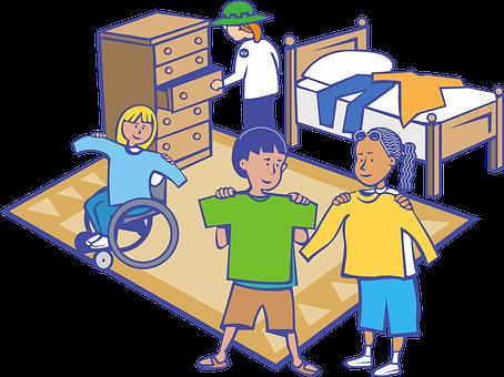 Kids, Children, Summer Camp